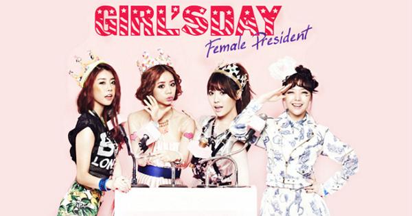 """Girl's Day ปล่อยทีเซอร์สุดเซ็กซี่ของพวกเธอในเพลง """"Female President""""!"""