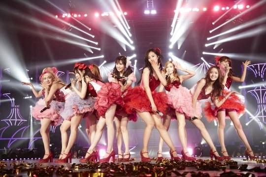 Girls Generation เริ่มทัวร์คอนเสิร์ตรอบโลกของพวกเธอแล้วในกรุงโซล