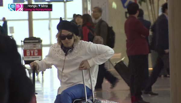 Hongki-airport fashion