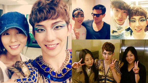 Jokwon-JYP Family