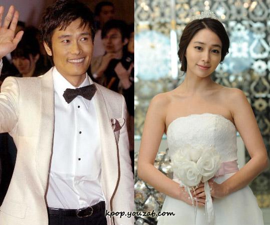 Lee Byung Hoon - Lee Min Jung