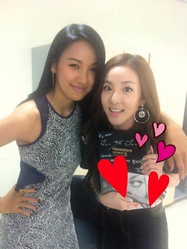 Lee-Hyori-2NE1-Dara