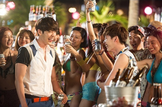 Lee Jong Suk-Kim Woo Bin-Cass-2