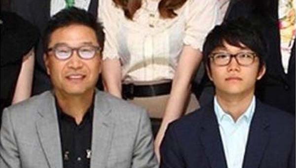 Lee Soo Man-Son-John