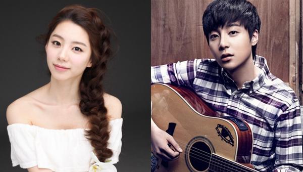Park Soo Jin-Roy Kim
