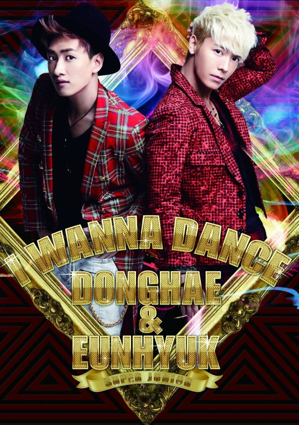 """อึนฮยอกและทงเฮ Super Junior ปล่อย PV ตัวเต็มสำหรับ """"I Wanna Dance"""""""