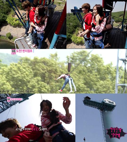 Taemin-Naeun-Bungee Jump