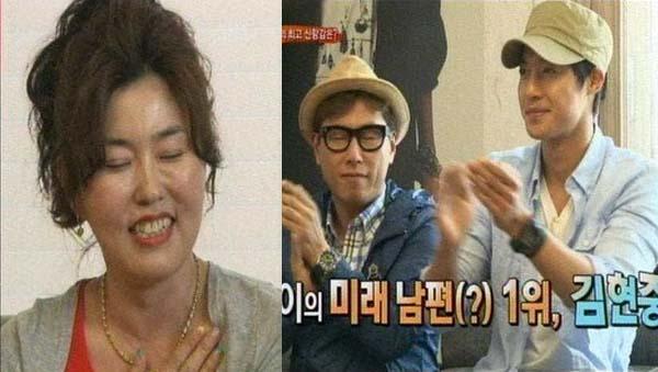 UEE's Mom-Kim Hyun Joong