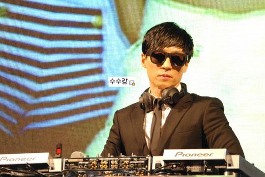 Yoo Jae Suk-DJ