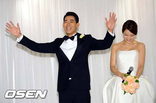 baek ji young - jung suk won - Wedding-2