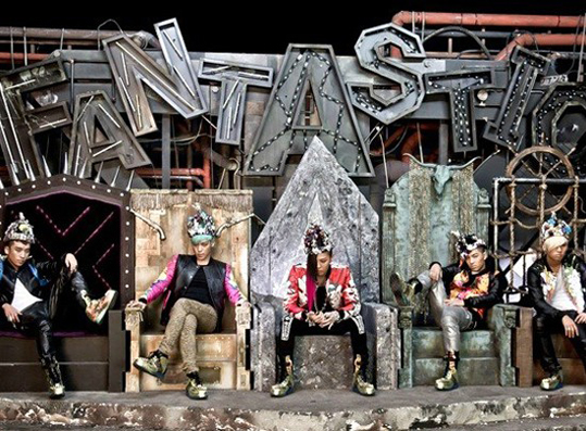 big bang-fantastic baby