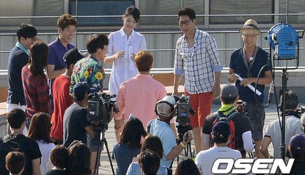 Running Man ปล่อยตัวอย่างของซอลลี่ f(x) และปาร์คจีซอง!!