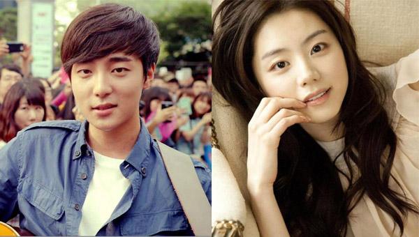 คู่รักคนดังคู่ใหม่!!รอยคิมและนักแสดงปาร์คซูจินกำลังเดทกันอยู่!