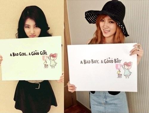ซูจี และเจียบอกใบ้เกี่ยวกับการคัมแบ็คของ miss A?