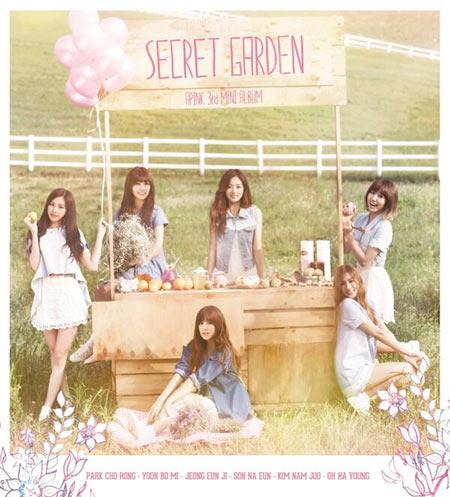 A Pink ปล่อยภาพแจ็ตเก็ตสำหรับ Secret Garden และเตรียมขึ้นเวทีคัมแบ็คใน M!Countdown
