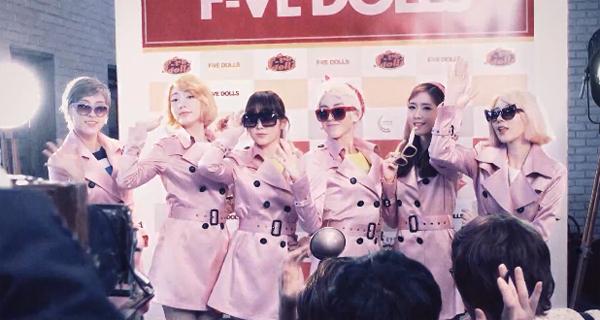 "5dolls ปล่อย MV ทีเซอร์แรกสำหรับ ""Soulmate #1"""