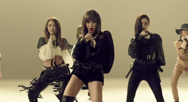 "Brown Eyed Girls ปล่อย MV ""KILL BILL"" และปล่อยอัลบั้ม Black Box"