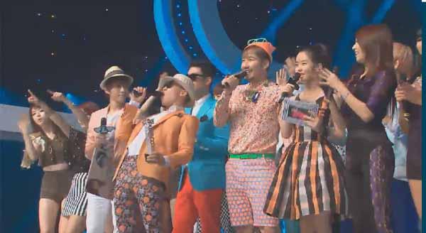 Dynamic Duo Wins Music Core