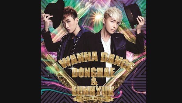Eunhyuk-Donghae-I Wanna Dance