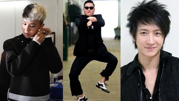 G-Dragon-Psy-Hangeng