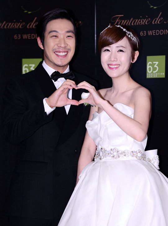 Haha-Byul-wedding