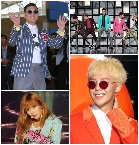 K-Pop Vote