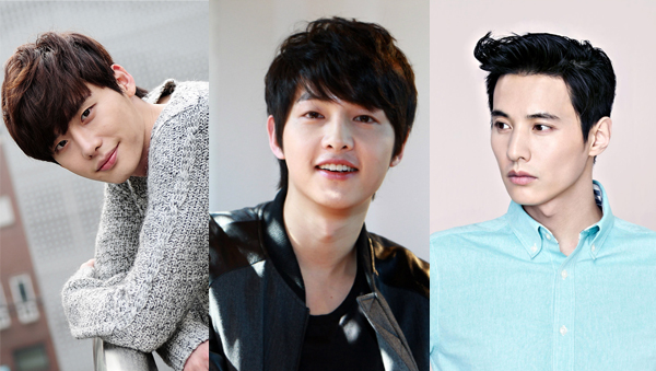 Lee Jong Sul-Song Joong Ki-Won Bin
