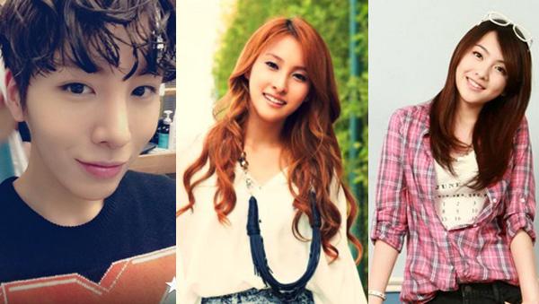 No Min Woo-Gyuri-Jiyoung