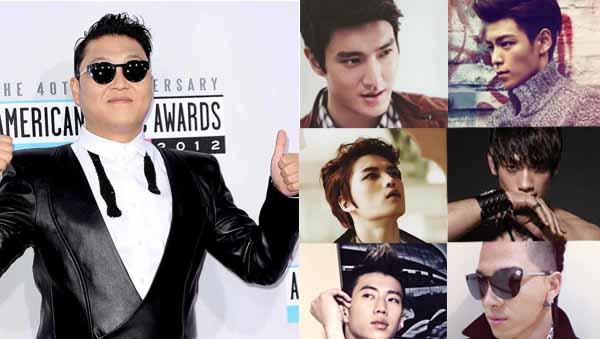 Sexiest K-pop Stars