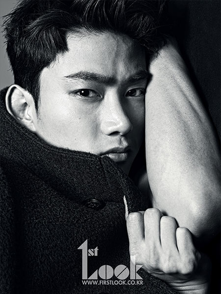 Taecyeon-1st look