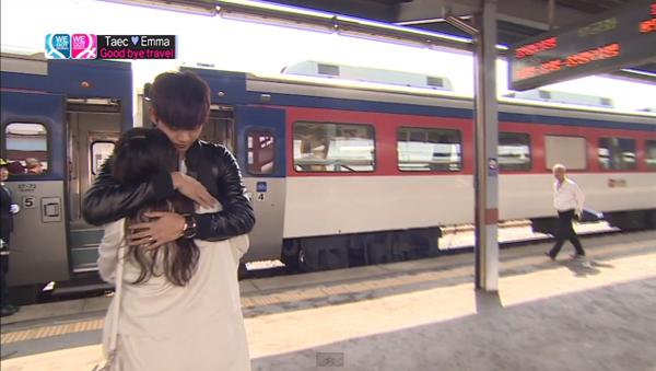 Taecyeon-GuiGui-Hug
