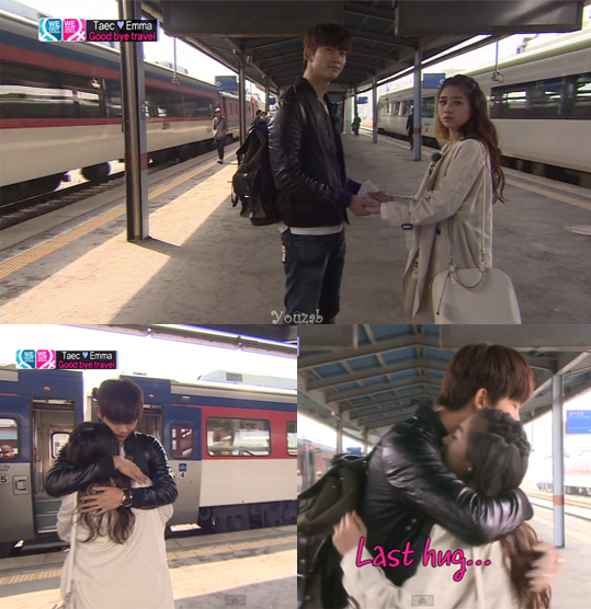 Taecyeon-GuiGui-Last Episode