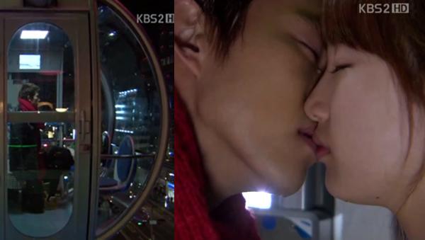 Taecyeon-Suzy-Kiss