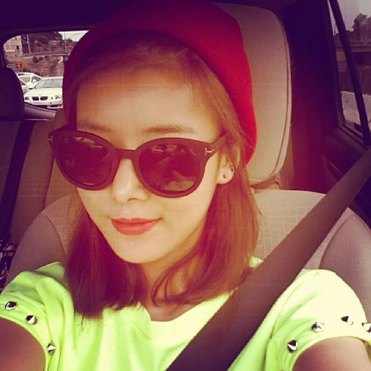Wonder Girls-Yubin