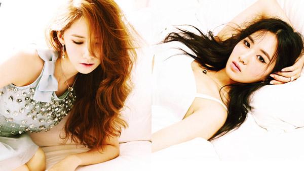 Yoona-Yuri-High Cut