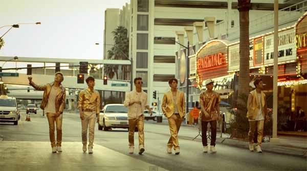 "B.A.P ปล่อย Music Video เพลง ""Herricane""!!"