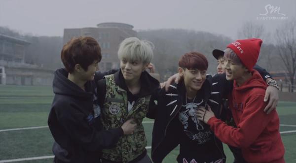"EXO ปล่อย MV เพลง ""Wolf"" ในแบบ Drama Version ออกมาแล้ว!!"