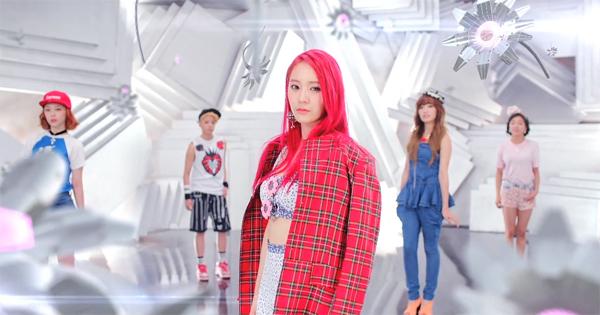 """ในที่สุด f(x) ก็ปล่อย MV เพลง """"Rum Pum Pum Pum"""" ออกมาแล้ว!!"""