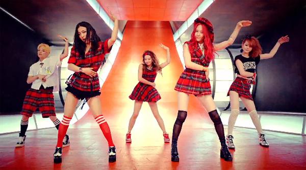 "f(x) ปล่อย MV ทีเซอร์สำหรับเพลง ""Rum Pum Pum Pum""!"