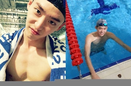 leejongsuk_Swimmingpool