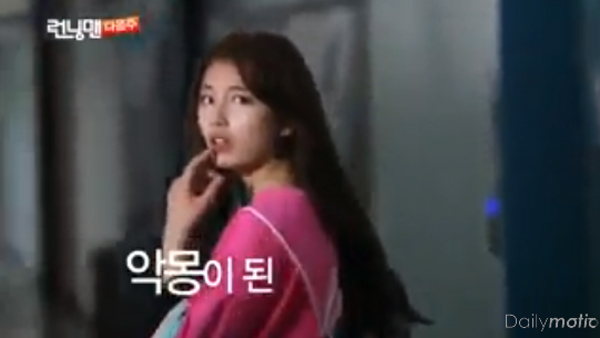 Running Man ปล่อยตัวอย่างตอนสยองขวัญกับแขกรับเชิญคนพิเศษซูจี Miss A!!