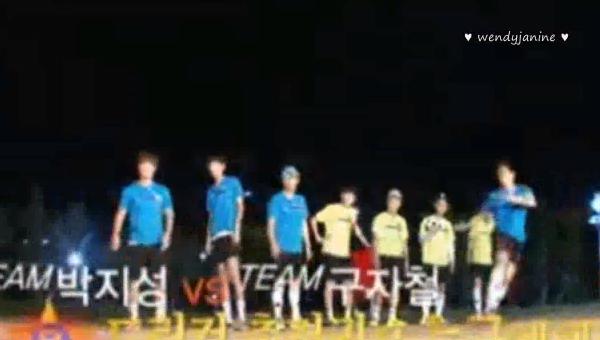 ว้าว!! Running Man เผยตัวอย่างตอนของเอวร่าจากแมนยู,ปาร์คจีซอง, คูจาชอล และซอลลี่