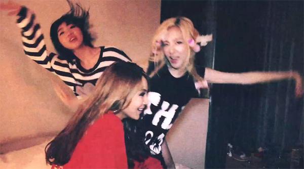 """2NE1 ปล่อย MV ทีเซอร์ตอนที่ 2 ของซิงเกิ้ล """"Do You Love Me"""""""