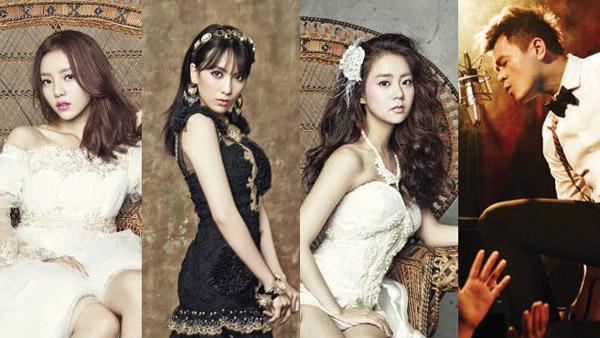"""KARA และปาร์คจินยอง (JYP) จะไปเป็นแขกรับเชิญในรายการ """"Radio Star"""" พร้อมกัน!!"""