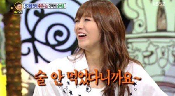อึนจี A Pink สร้างความประหลาดใจให้กับผู้ชมด้วยนิสัยการนอนที่แปลกประหลาดของเธอ