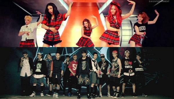 M!Countdown บอกเหตุผลว่าทำไม EXO และ f(x) ถึงไม่ได้ขึ้นแสดงในตอนล่าสุด
