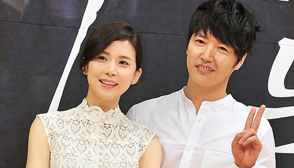 Lee Bo Young-Yoon Sang Hyun