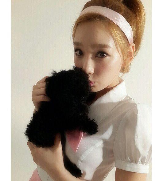 Taeyeon+Ginger-2