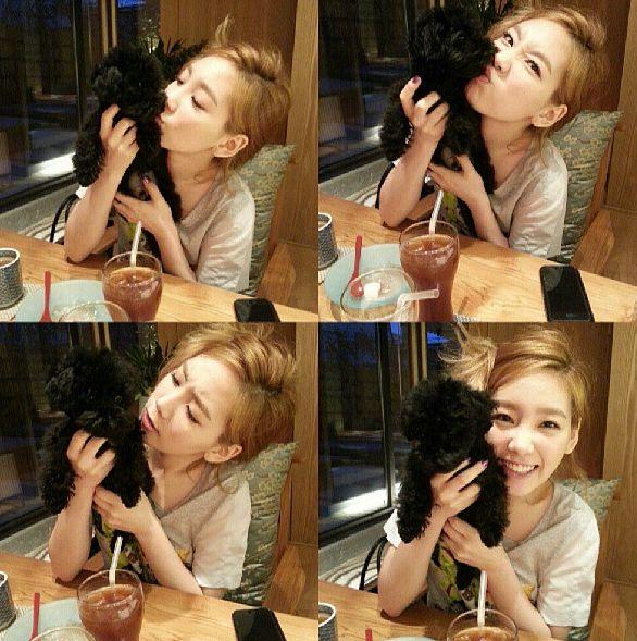 Taeyeon+Ginger-3