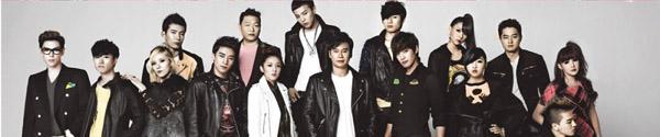 เผยรายได้ครึ่งปีแรก 2013 ของสามค่ายเพลงยักษ์ทั้ง SM Ent, YG Ent และ JYP Entertainment